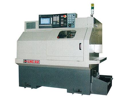 CNC Automatic Lathe LNC Series - (LNC42-LNC65-LNC80)