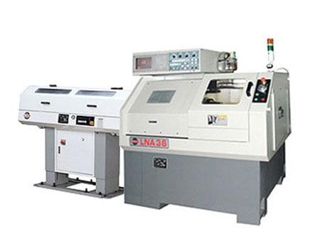 Automatics Gang Tool Type CNC Series (LNA-36-LNA-42)