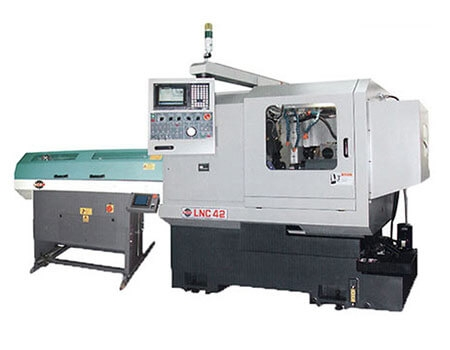 CNC Automatics Turning Center LNC-D Series (LNC-42D-LNC-51D-LNC-65D-LNC-80D-LNC-100D)