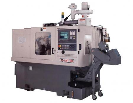LNT系列CNC复合车床