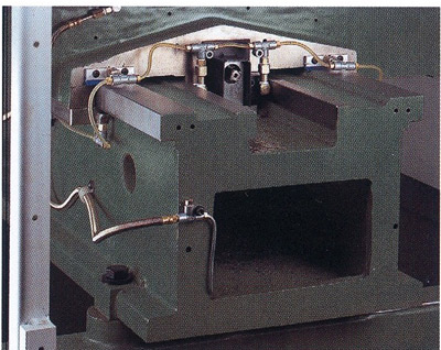 Z-axis box beam