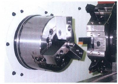 3-Jaw hydraulic chuck