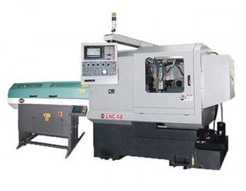 CNC自动装置车削中心