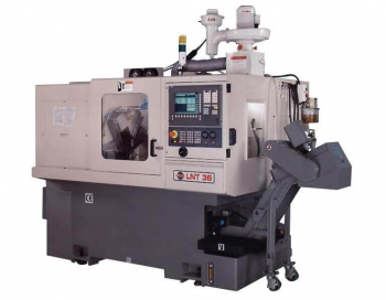 CNC Multi-Slide Automatic Lathe