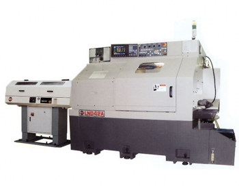 CNC Turret Type Automatic Lathe LND - A SERIES