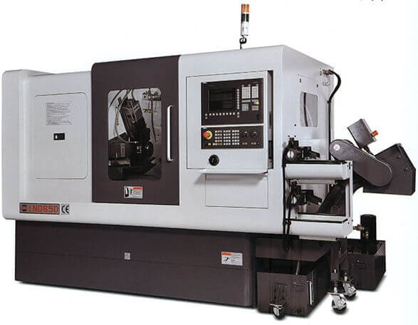 Automatics Turret Type CNC Lathe LND - D Series   LICO MACHINERY CO